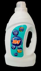 Liquid Laundry Detergent Sky Color