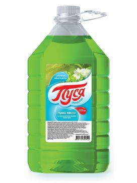 Жидкое мыло «Чайное дерево» Пуся