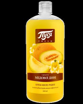 «Honey Melone» Creamy Soap PusyaFRESH