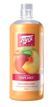 Жидкое крем-мыло «Персик» Пуся Fresh